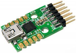 ELV Mini-USB-Modul UM2102